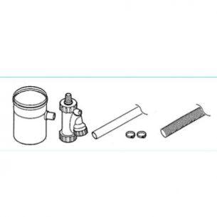 Элемент для отвода конденсата • DN80