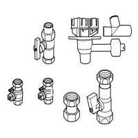 Комплект подключения двухконтурного котла AS6-AP