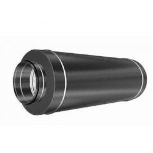 Шумоглушитель дымовых газов • DN 180