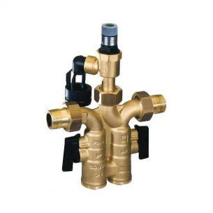 Группа безопасности бака-водонагревателя до 1000 л SG160S
