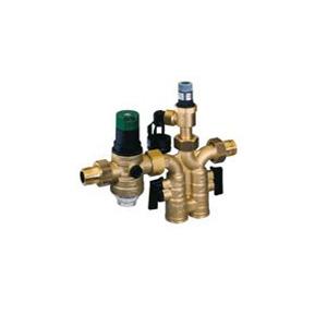 Группа безопасности бака-водонагревателя до 1000 л SG160SD